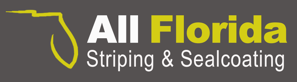 Image of All Florida Striping and Sealcoating Logo